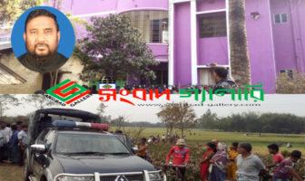 ঠাকুরগাওয়ে জাতীয় সংসদ সদস্য আলহাজ্ব দবিরুলের বাসভবনে দুধর্ষ ডাকাতি