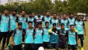 অান্ত:বিশ্ববিদ্যালয় ফুটবল টুর্ণামেন্ট ফাইনাল ম্যাচে ইবি ও রাবি