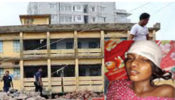 পাবনায় স্কুলের দেয়াল ধ্বসে শিশু শিক্ষার্থীর মৃত্যু- আহত কয়েক শিক্ষার্থী