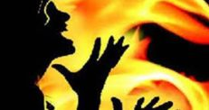 মৌলভীবাজারে অগ্নিকাণ্ডে ঘুমন্ত মা-মেয়ের মৃত্যু