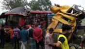 সিরাজগঞ্জে সড়ক দুর্ঘটনায় ৪ জন নিহত