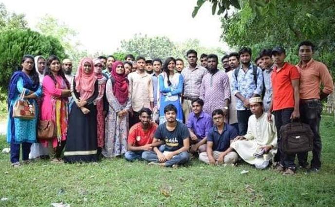 Thakurgaon District Student Welfare Association of Islamic University started the journey