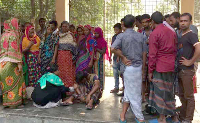 রাজশাহীতে র্যাবের সঙ্গে 'বন্দুকযুদ্ধে' মাদক ব্যবসায়ী নিহত