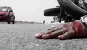 সাঘাটায় ট্রাক্টরের ধাক্কায় দুই মোটরসাইকেল আরোহী নিহত