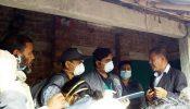 বালিয়াডাঙ্গীতে ৫জনের মৃত্যুর ঘটনা পরিদর্শনে ঢাকা মেডিকেলের টিম