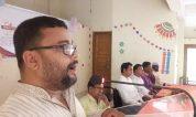 হাতীবান্ধায় বাংলা টিভির জন্মদিন পালিত