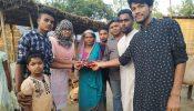 পীরগঞ্জে বি.ভি.ডি ক্লাবের ঈদে নতুন পোশাক বিতরন