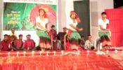 মুন্সীগঞ্জ কেন্দ্রীয় শহীদ মিনারে বিজয় উৎসব চলছে
