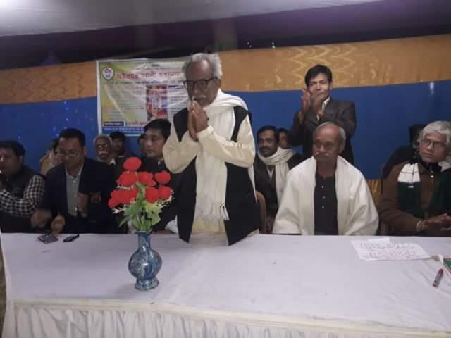 কালীগঞ্জে অষ্টপ্রহর ব্যাপী মহানাম যজ্ঞানুষ্ঠান অনুষ্ঠিত