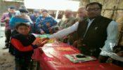 রুহিয়া বর্ণমালা কেজি এন্ড মডেল স্কুলের ফলাফল প্রদান