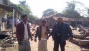 লালমনিরহাটে ১৪ কেজি গাঁজাসহ দুই মাদক ব্যবসায়ীকে গ্রেফতার