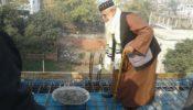 রাজশাহীর মদীনাতুল উলুম মাদরাসা ছাত্রাবাসকে তিনতলায় উন্নীতকরণ