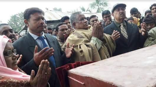 উন্নয়নে আমার কার্পনতা নেই- মোতাহার হোসেন এমপি