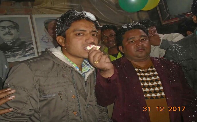 শুভ জন্মদিন মিলন বাজার ছাএলীগের সাধারন সম্পাদক ছাইয়েদুর রহমান লিমনের