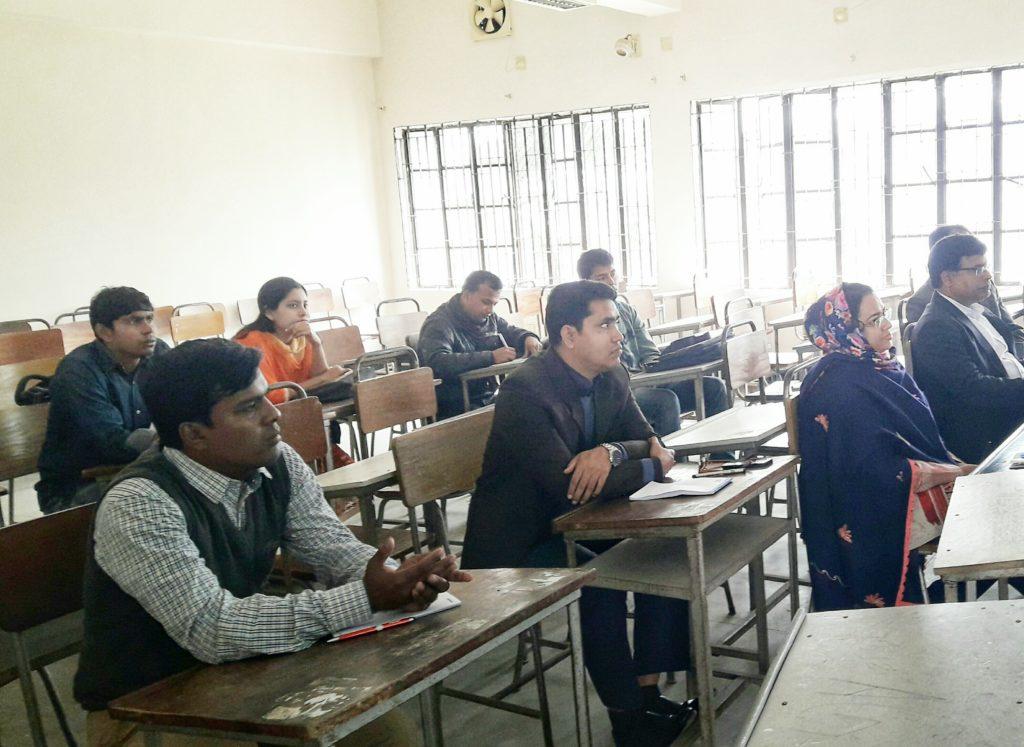 ইবির বায়োটেকনোলজি বিভাগে পাঠ্যসূচী উন্নয়ন বিষয়ক কর্মশালা অনুষ্ঠিত