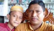 কমলনগর বিএমএসএফ'র আহবায়ক বিপ্লবের পুত্র সড়ক দুর্ঘটনায় নিহত