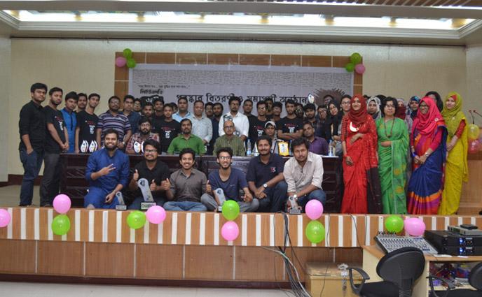 চট্টগ্রাম বিশ্ববিদ্যালয়ে দুইদিনব্যাপী জাতীয় বিতর্ক উৎসব অনুষ্ঠিত