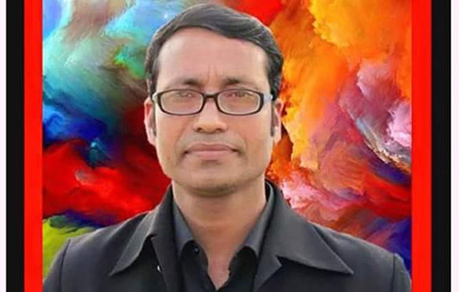 ফরিদপুর প্রেসক্লাবের সাবেক সেক্রেটারী আরিফ ইন্তেকাল করেছেন