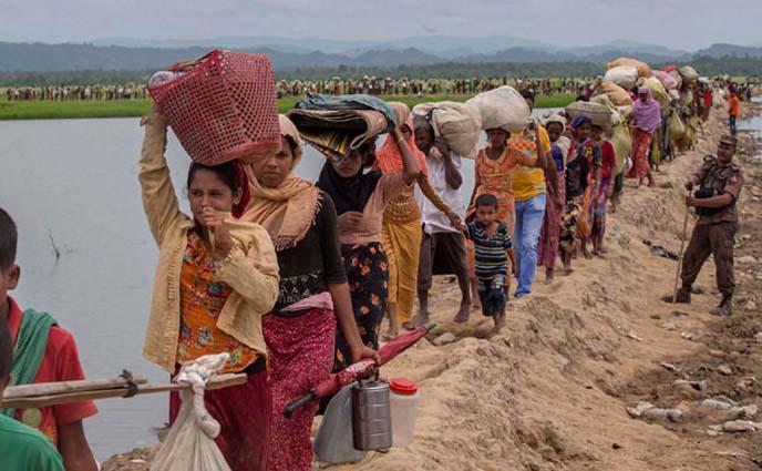 রোহিঙ্গা ইস্যুতে ইউএনএসসি'র প্রতিনিধি দল আসছে আজ