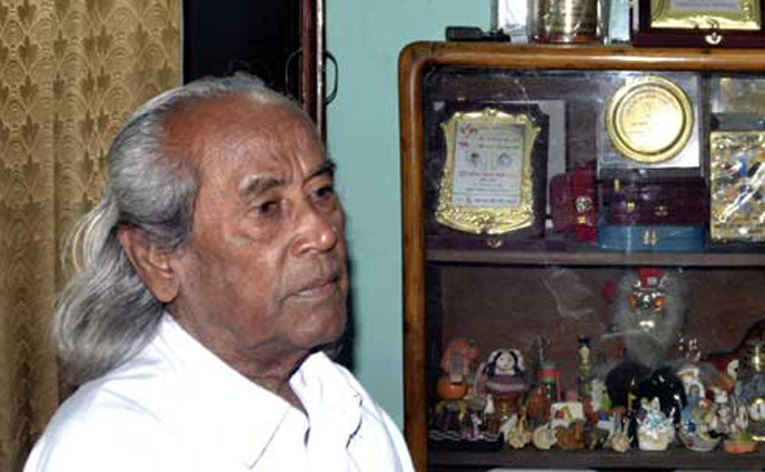 জমি বরাদ্দ পাচ্ছেন না স্বাধীনতা পদকপ্রাপ্ত নৃত্যশিল্পী বজলুর রহমান