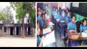 নানা সংকটের কারণে কমে যাচ্ছে ছাত্র/ছাত্রী পীরগঞ্জের খামার নারায়নপুর সরকারি প্রাথমিক বিদ্যালয়ের