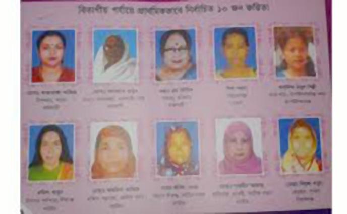 রাজশাহী বিভাগে প্রাথমিকভাবে ১০ নারী 'জয়ীতা' নির্বাচিত