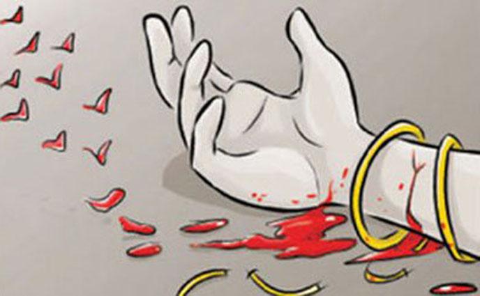 আটোয়ারীতে স্ত্রীকে পিটিয়ে হত্যার অভিযোগ, স্বামী পলাতক