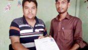হবিগঞ্জে পুলিশি নির্যাতনের শিকার সাংবাদিক জীবন বিএমএসএফ'র পতাকাতলে