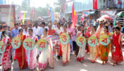 ঠাকুরগাঁওয়ে নানা আয়োজনে জগন্নাথ দেবের রথযাত্রা অনুষ্ঠিত