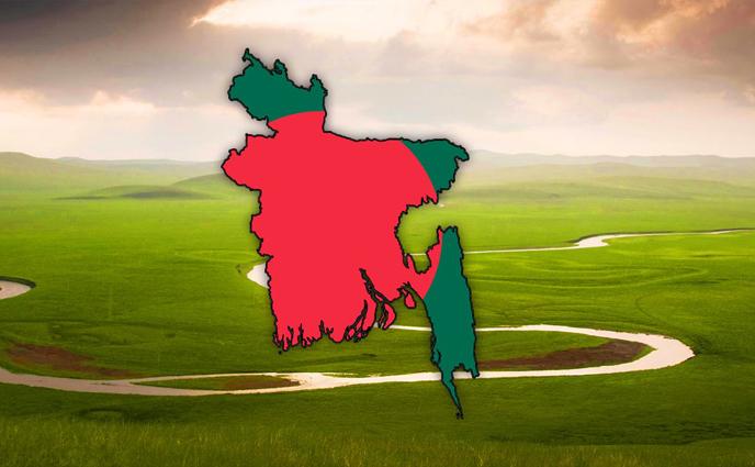 বাংলাদেশ এখন সফলতার গল্প