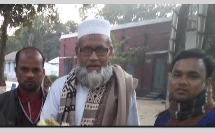 জেলা জামায়াতের আমীর মাওলানা আব্দুল হাকিম কারাগার থেকে মুক্তিলাভ