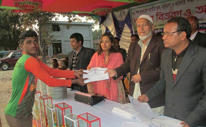আটোয়ারীতে শীতকালীন ক্রীড়া প্রতিযোগিতা ও পুরস্কার বিতরণী অনুষ্ঠান