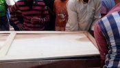 চকবাজারে অগ্নিকাণ্ড, ২ জনকে চাঁদপুরে দাফন করা হয়েছে
