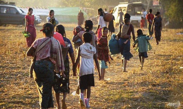 রোহিঙ্গাদের চাপে বাংলাদেশ এখন খাদ্য নিরাপত্তাহীন দেশ