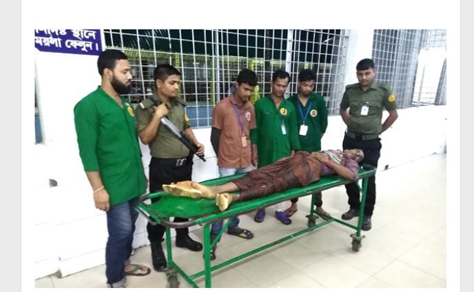 ময়মনসিংহে বন্ধুকযুদ্ধে মাদক ব্যবসায়ী নিহত অস্ত্র মাদক উদ্ধার পুলিশ আহত