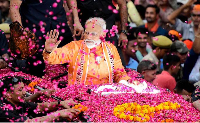 আবারও ভারতই জিতে গেলো: নরেন্দ্র মোদী