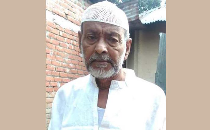 """পীরগঞ্জ উপজেলা """"সিপিবি""""র সভাপতি কমরেড মনসুরুল আলম আর নেই"""