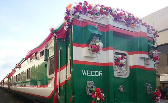 """আগামী ২৫ মে উদ্বোধন হতে যাচ্ছে বহুল আলোচিত সেমি ননস্টপ ট্রেন """"পঞ্চগড় এক্সপ্রেস"""""""
