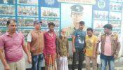 ময়মনসিংহে ডিবি'র অভিযানে চোরাই মোটরসাইকেল ও মাদকসহ গ্রেফতার চার