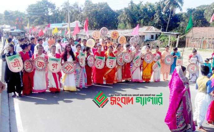 ঠাকুরগাঁওয়ে মহা সমারোহে শ্রী শ্রী জগন্নাথদেবের রথযাত্রা অনুষ্ঠিত