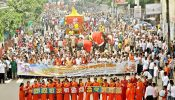 ধর্মীয় ভাবগাম্ভীর্যে রাজধানীসহ সারাদেশে শুভ জন্মাষ্টমী পালিত