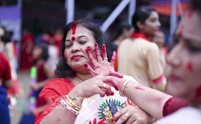 বাঙালির দুর্গাপুজোই সব উৎসবের সেরা, স্বীকৃতি ইউনেস্কোর