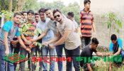 পীরগঞ্জ সরকারি কলেজ ছাত্রলীগের বৃক্ষরোপন কর্মসূচী