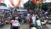 ঠাকুরগাঁওয়ে ঐতিহ্যবাহী হাডুডু খেলা অনুষ্ঠিত
