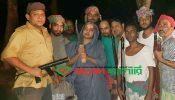 মুন্সীগঞ্জে শুটিং হল মুক্তিযুদ্ধের নাটক 'সখিনার চন্দ্র কলা'…