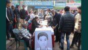 ঠাকুরগাঁওয়ে স্কুলছাত্রী সুমনা (৯) হত্যার দৃষ্টান্তমূলক শাস্তির দাবীতে গণস্বাক্ষর গ্রহণ…