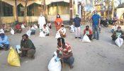 জেলা প্রশাসনের ব্যতিক্রমী ত্রান বিতরন…
