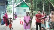 গৌরিপুরে প্রতিপক্ষের হুমকিতে অসহায় একটি পরিবার, থানা পুলিশ নীরব…