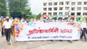 নোবিপ্রবি'র প্রতিষ্ঠা বার্ষিকী ২০২০ উদযাপন…