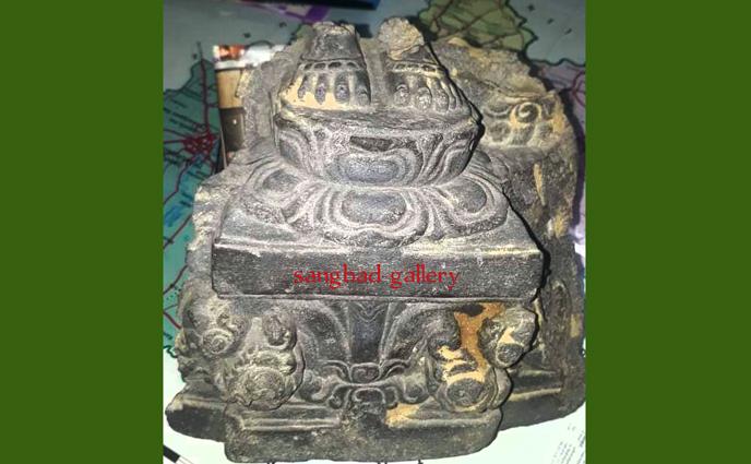 ঠাকুরগাঁওয়ে কষ্টিপাথরের মূর্তি উদ্ধার…